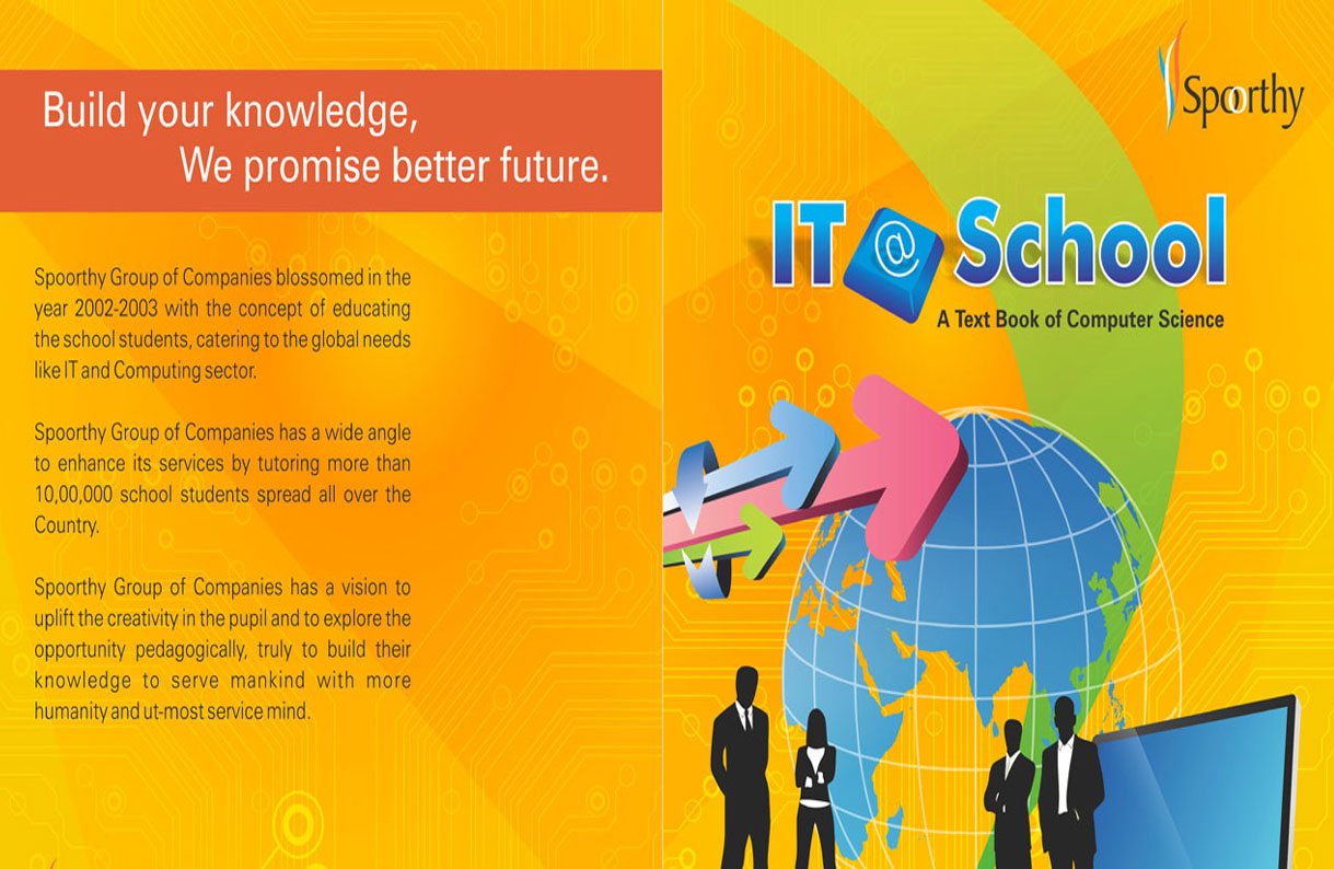 Spoorthy Education Service Pvt Ltd - Education and Courses Template